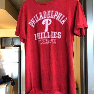Majestic Philadelphia Phillies T Shirt